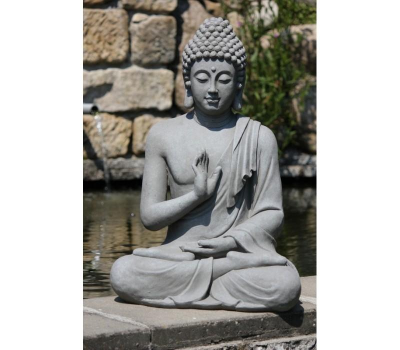 Boeddha Beeld Beton.Boeddha Geruststelling Kopen Gerichtkeuze