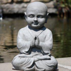 Shoalin mediterend