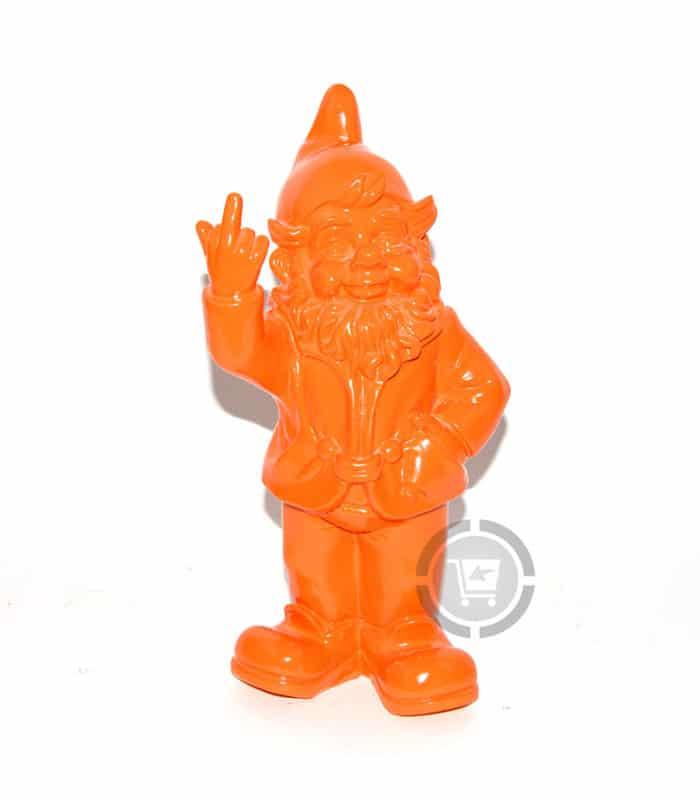 kabouter-middelvinger-oranje-fck-you