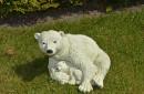 Tuinbeeld-ijsberen
