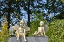 Tuinbeeld-elfjes