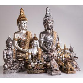 Boeddha beelden binnen