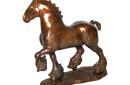 AN0259BRW-B-Bronzen-boerenpaard-achterkant