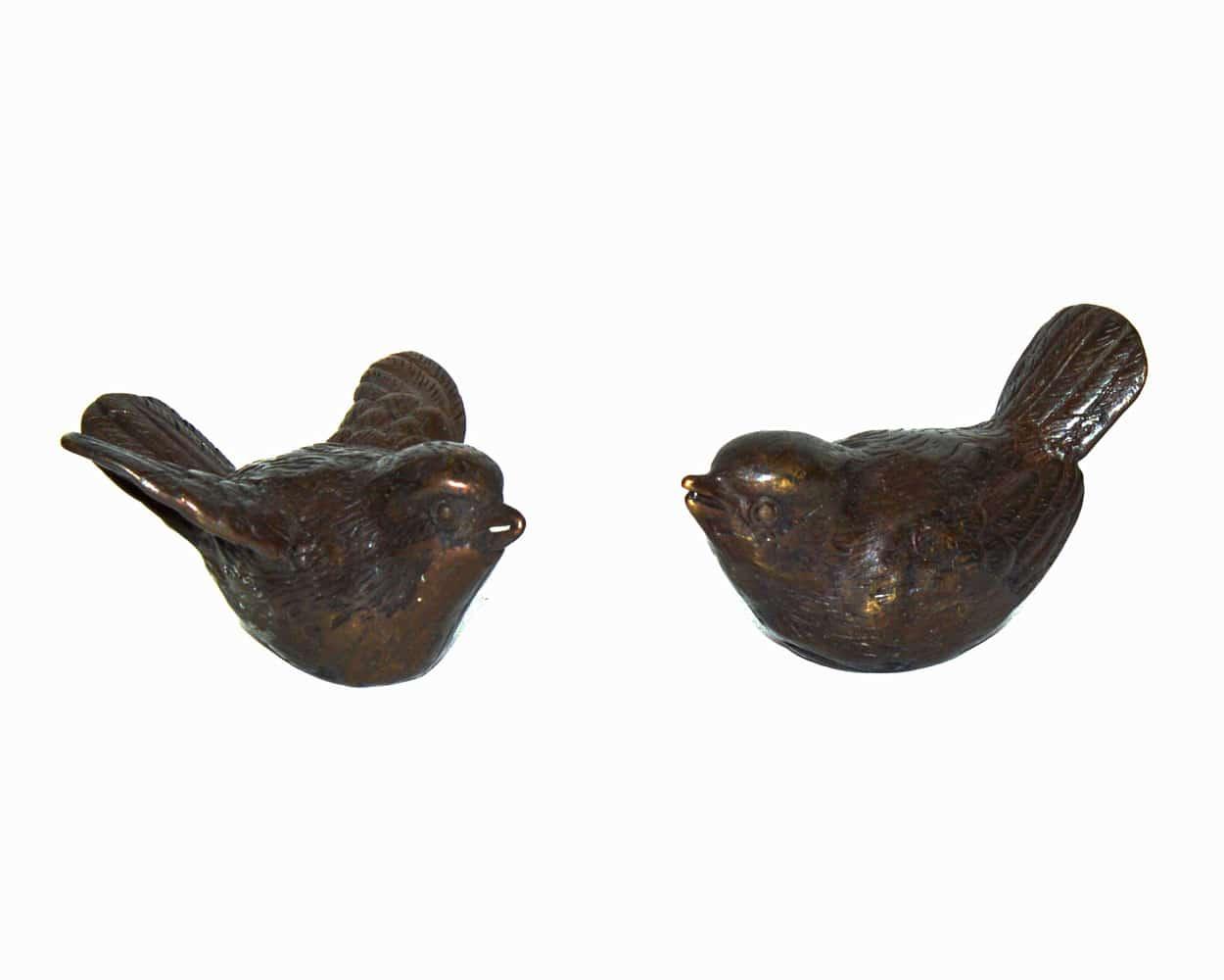 Set bronzen vogeltjes kopen? : GerichteKeuze