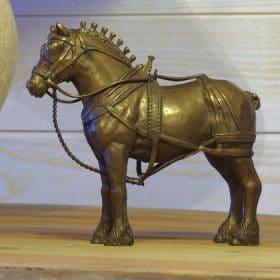 Brabants trekpaard brons