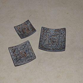 Mozaiek-schaal-grijs