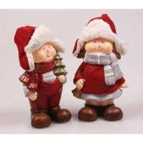 Decoratie kerstpop
