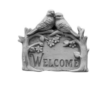 Welkomstbord