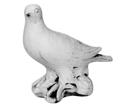 Betonnen duif