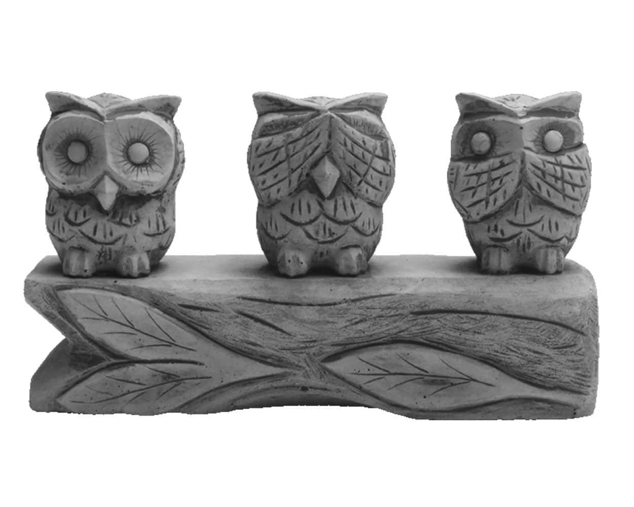 Betonnen uilen voor in je tuin online kopen gerichtekeuze - Beeld van decoratie ...