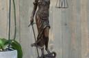 Vrouwe justitia beeld