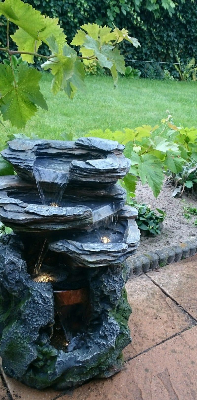 Ongebruikt Fonteinbeeld de aanvulling in je fontein tuin   GerichteKeuze UU-39