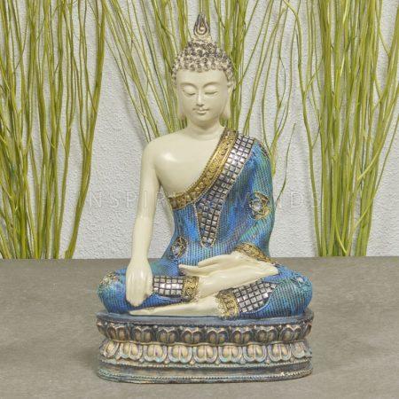 Thaise Boeddha blauw