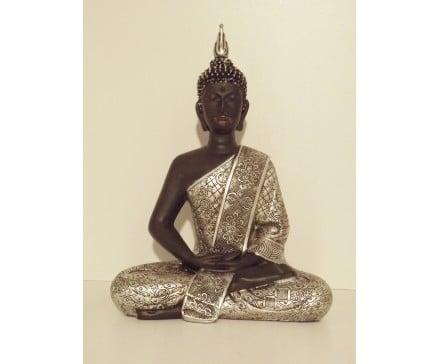 Thaise Meditatie Boeddha zittend 31cm