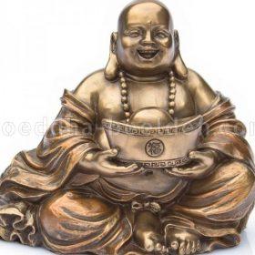 Dikbuik Boeddha Goudklomp