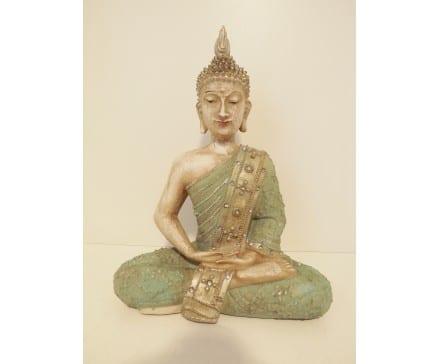 Thaise Boeddha groen
