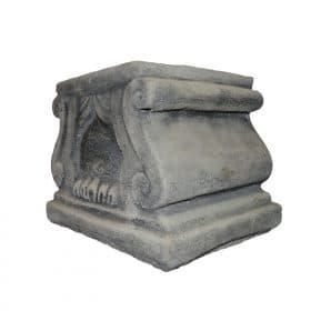 Kleine sokkel beton