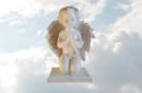engel op boek