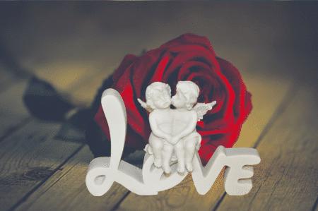 Engelen liefde