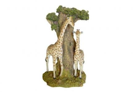 giraf waxinehouder