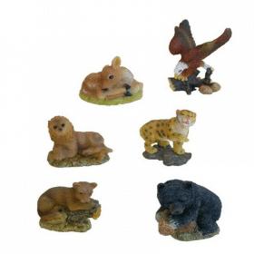 miniatuur dieren set