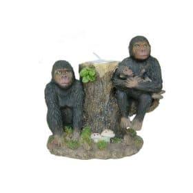 apen waxinehouder