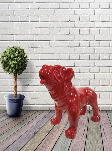 Engelse Bulldog beeld
