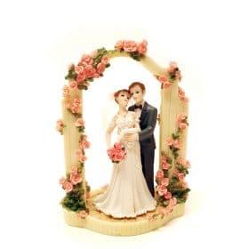 Beeld bruidspaar
