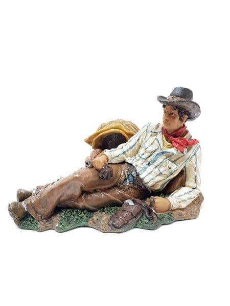 Cowboy beeld