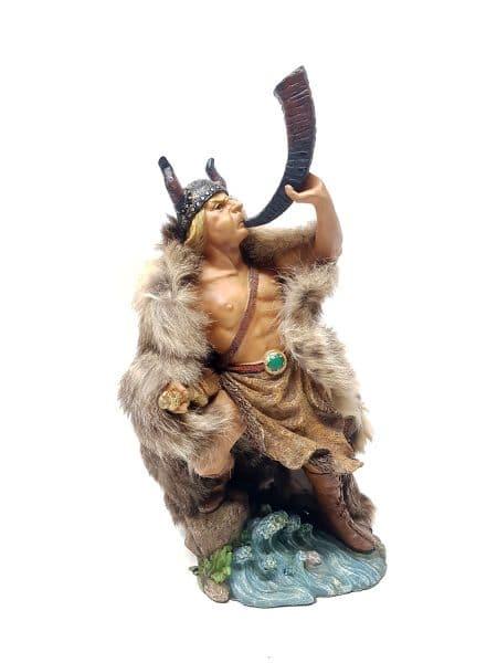 Viking beeld