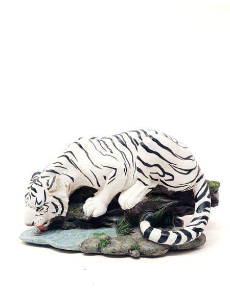 Witte tijger beeld