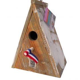 Vogelhuisje driehoek