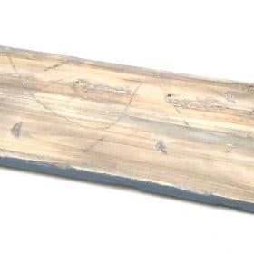 houten pannen onderzetter borrelplank 58cm