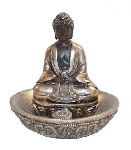 wierook houder boeddha beeld
