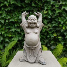 Happy boeddha beeld 44 cm